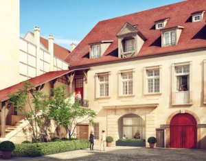 Achat / Vente programme immobilier neuf Colmar à deux pas de la cathédrale (68000) - Réf. 3714