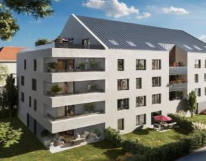 Achat / Vente programme immobilier neuf Colmar aux portes du centre historique (68000) - Réf. 5715