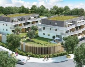 Achat / Vente programme immobilier neuf Colmar centre-ville (68000) - Réf. 3389