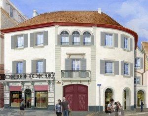 Achat / Vente programme immobilier neuf Colmar proche Cathédrale (68000) - Réf. 1989