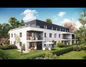 Achat / Vente programme immobilier neuf Colmar quartier des Maraîchers (68000) - Réf. 2294