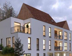 Achat / Vente programme immobilier neuf Didenheim proche Mulhouse (68350) - Réf. 3705