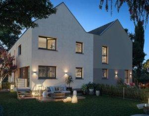 Achat / Vente programme immobilier neuf Duppigheim proche aéroport de Strasbourg (67120) - Réf. 5527