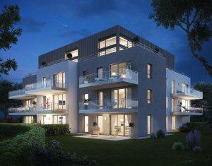 Achat / Vente programme immobilier neuf Duppighem proche de la zone commerciale de Dorlisheim (67120) - Réf. 1554