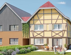 Achat / Vente programme immobilier neuf Ebersmunster proche de Sélestat (67600) - Réf. 2885