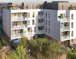 Achat / Vente programme immobilier neuf Eckbolsheim aux portes de Strasbourg (67201) - Réf. 5559
