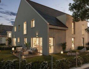 Achat / Vente programme immobilier neuf Guémar proche de la route des vins d'Alsace (68970) - Réf. 6083