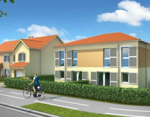Achat / Vente programme immobilier neuf Guénange (57310) - Réf. 71