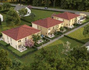Achat / Vente programme immobilier neuf Habsheim au sud de Mulhouse (68440) - Réf. 6085