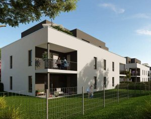 Achat / Vente programme immobilier neuf Habsheim proche Mulhouse (68440) - Réf. 6206