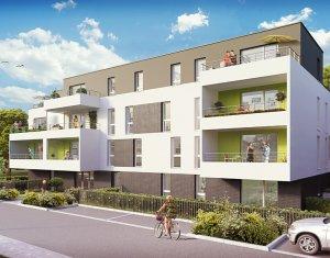 Achat / Vente programme immobilier neuf Haguenau Écoquartier du Chemin Long (67500) - Réf. 2472