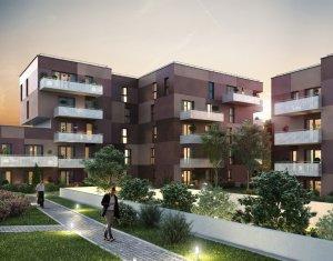 Achat / Vente programme immobilier neuf Haguenau quartier Thurot (67500) - Réf. 4086