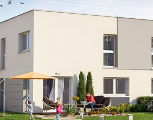 Achat / Vente programme immobilier neuf Hangenbieten 20 minutes de Strasbourg (67980) - Réf. 2259