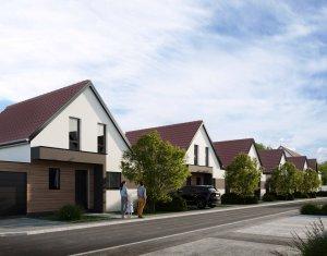 Achat / Vente programme immobilier neuf Hochfelden proche Canal de la Marne au Rhin (67270) - Réf. 6088