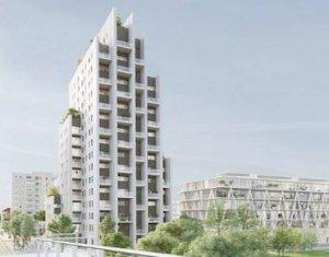 Achat / Vente programme immobilier neuf Huningue au bord du Rhin (68330) - Réf. 4178