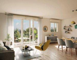 Achat / Vente programme immobilier neuf Huningue proche passerelle des Trois Pays (68330) - Réf. 3697