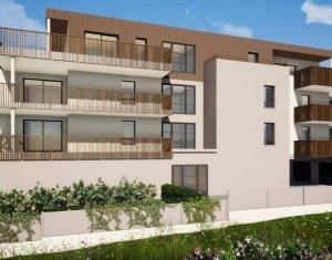 Achat / Vente programme immobilier neuf Illfurth au cœur du village (68720) - Réf. 6210