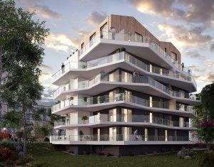 Achat / Vente programme immobilier neuf Illkirch-Graffenstaden au bord du canal (67400) - Réf. 502