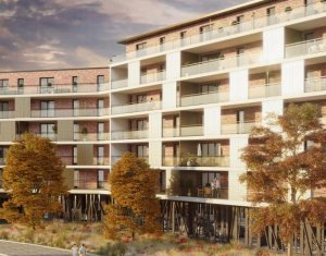 Achat / Vente programme immobilier neuf ILLKIRCH-GRAFFENSTADEN proche canal du Rhône au Rhin (67400) - Réf. 1553