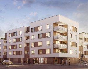 Achat / Vente programme immobilier neuf Illkirch-Graffenstaden proche centre Strasbourg (67400) - Réf. 4345
