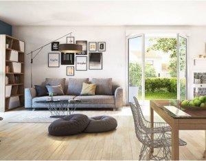 Achat / Vente programme immobilier neuf Illkirch-Graffenstaden proche commerces (67400) - Réf. 4881