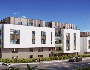 Achat / Vente programme immobilier neuf Illkirch-Graffenstaden proche du Canal du Rhône au Rhin (67400) - Réf. 3551