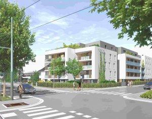 Achat / Vente programme immobilier neuf Illkirch-Graffenstaden proche tramway (67400) - Réf. 3728