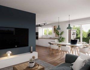 Achat / Vente programme immobilier neuf Kaltenhouse à quelques minutes de Haguenau (67240) - Réf. 6092