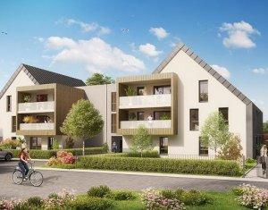 Achat / Vente programme immobilier neuf La Wantzenau au cœur du village (67610) - Réf. 636