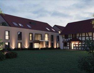 Achat / Vente programme immobilier neuf La Wantzenau bords de l'Ill proche transports (67610) - Réf. 4456