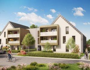 Achat / Vente programme immobilier neuf La Wantzenau proche centre (67610) - Réf. 1237