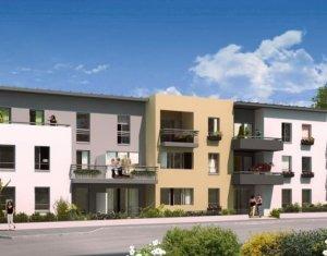 Achat / Vente programme immobilier neuf Laxou centre-ville (54520) - Réf. 42
