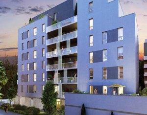 Achat / Vente programme immobilier neuf Lingolsheim au cœur du quartier des Tanneries (67380) - Réf. 3888