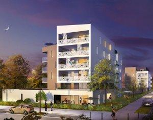 Achat / Vente programme immobilier neuf Lingolsheim dans l'écoquartier des Tanneries (67380) - Réf. 1603