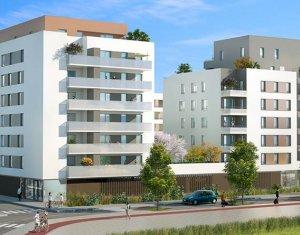 Achat / Vente programme immobilier neuf Lingolsheim dans l'écoquartier des Tanneries (67380) - Réf. 1720