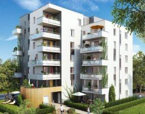 Achat / Vente programme immobilier neuf Lingolsheim Eco quartier des Tanneries (67380) - Réf. 3251