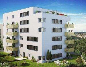 Achat / Vente programme immobilier neuf Lingolsheim Eco quartier des Tanneries (67380) - Réf. 639