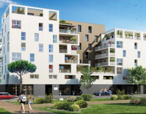 Achat / Vente programme immobilier neuf Lingolsheim écoquartier des Tanneries (67380) - Réf. 5523