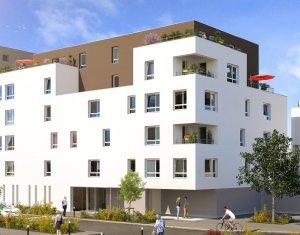 Achat / Vente programme immobilier neuf Lingolsheim écoquartier des Tanneries (67380) - Réf. 2854