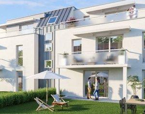 Achat / Vente programme immobilier neuf Lingolsheim proche écoles et commodités (67380) - Réf. 4091