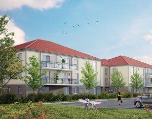 Achat / Vente programme immobilier neuf Marange-Silvange proche Metz (57159) - Réf. 137