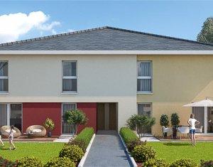 Achat / Vente programme immobilier neuf Marckolsheim proche frontière allemandes (67390) - Réf. 3824