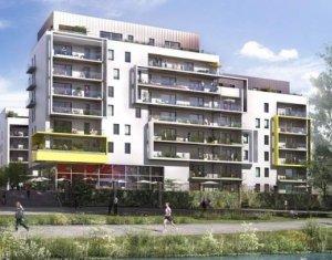 Achat / Vente programme immobilier neuf Metz proche des universités (57000) - Réf. 102