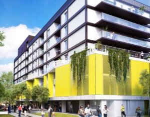 Achat / Vente programme immobilier neuf Metz proche du campus résidence étudiante (57000) - Réf. 1711