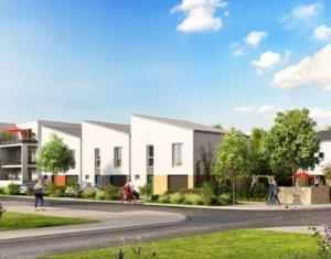 Achat / Vente programme immobilier neuf Metz proche parc (57000) - Réf. 1744