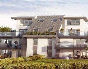 Achat / Vente programme immobilier neuf Mittelhausbergen proche centre (67206) - Réf. 3689