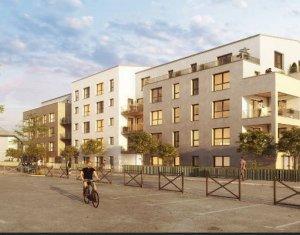 Achat / Vente programme immobilier neuf Mulhouse à deux pas du tramway (68100) - Réf. 5580