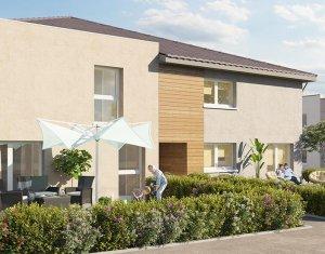 Achat / Vente programme immobilier neuf Mulhouse dans un quartier résidentiel (68100) - Réf. 3549