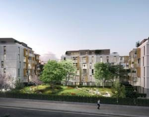 Achat / Vente programme immobilier neuf Mulhouse proche des Halles (68100) - Réf. 5373