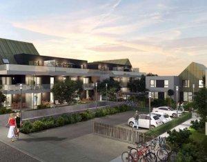 Achat / Vente programme immobilier neuf Mundolsheim nouveau quartier du Parc (67450) - Réf. 2381